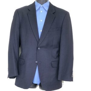 Jones New York 40R 2 Button Sport Coat
